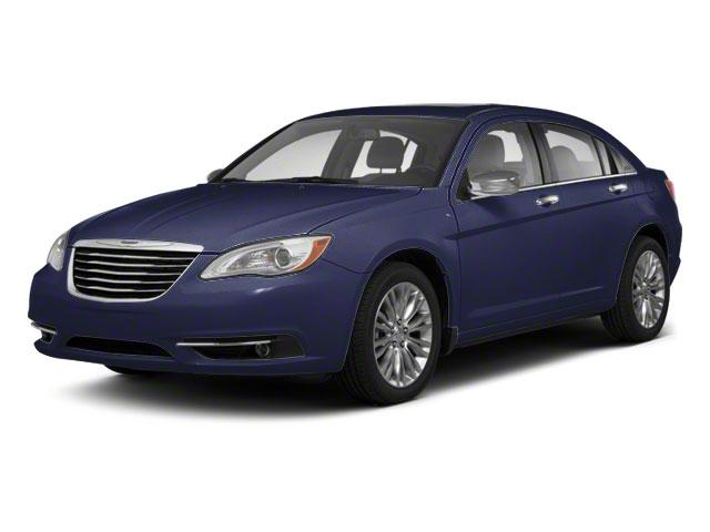 2011 Chrysler 200 Vehicle Photo in San Angelo, TX 76901