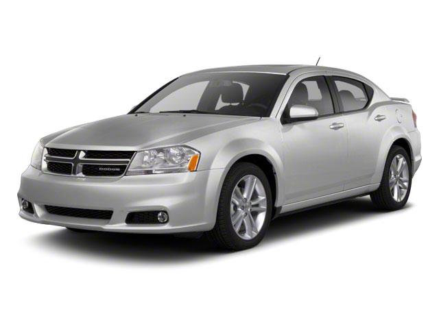 2011 Dodge Avenger Vehicle Photo in Killeen, TX 76541
