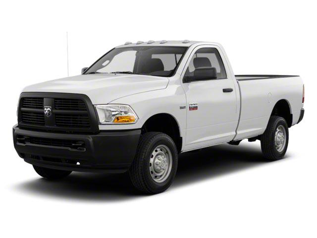 2011 Ram 2500 Vehicle Photo in San Angelo, TX 76903