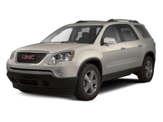 2011 GMC Acadia Vehicle Photo in Spokane, WA 99207