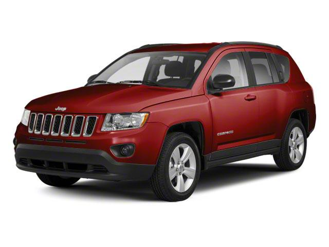 2011 Jeep Compass Vehicle Photo in Anchorage, AK 99515