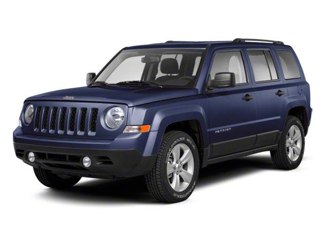 2011 Jeep Patriot Vehicle Photo in Fort Worth, TX 76116