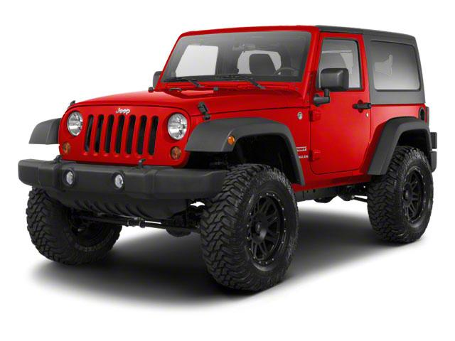 2011 Jeep Wrangler Vehicle Photo in Medina, OH 44256