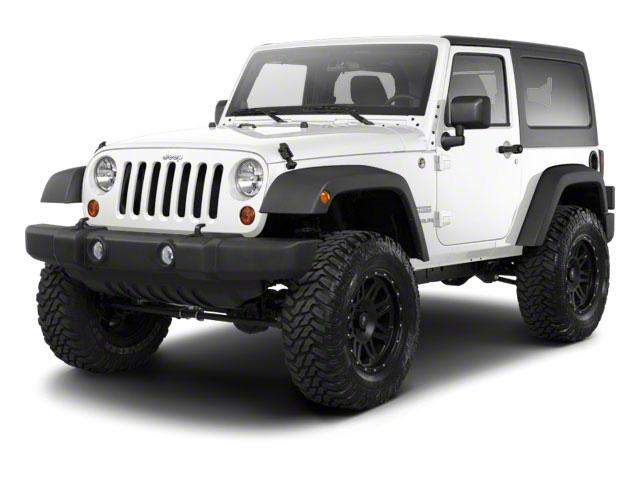 2011 Jeep Wrangler Vehicle Photo in Selma, TX 78154