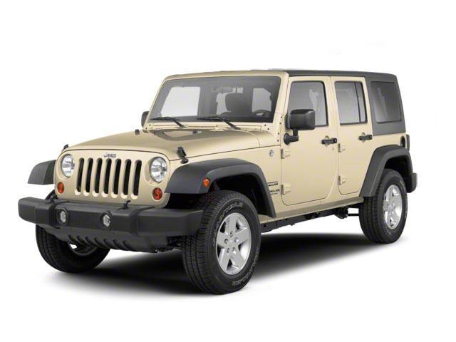 2011 Jeep Wrangler Unlimited Vehicle Photo in Corpus Christi, TX 78411