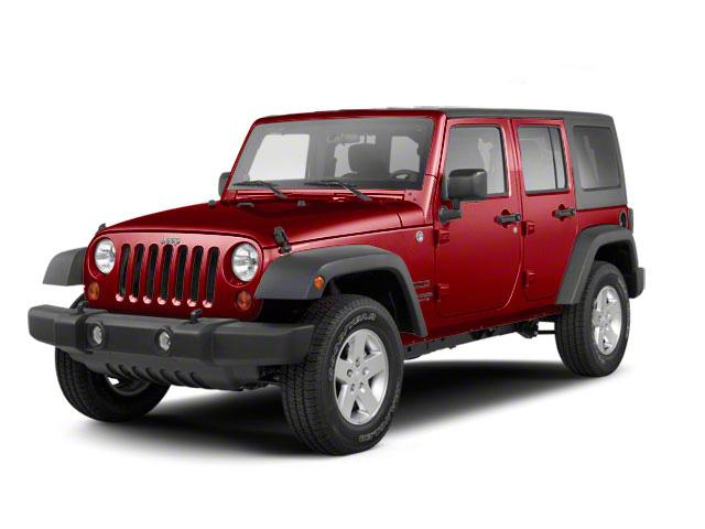 2011 Jeep Wrangler Unlimited Vehicle Photo in Fayetteville, NC 28303