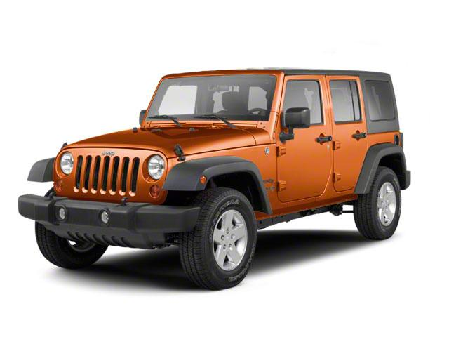 2011 Jeep Wrangler Unlimited Vehicle Photo in Temple, TX 76502