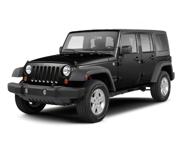 2011 Jeep Wrangler Unlimited Vehicle Photo in Portland, OR 97225