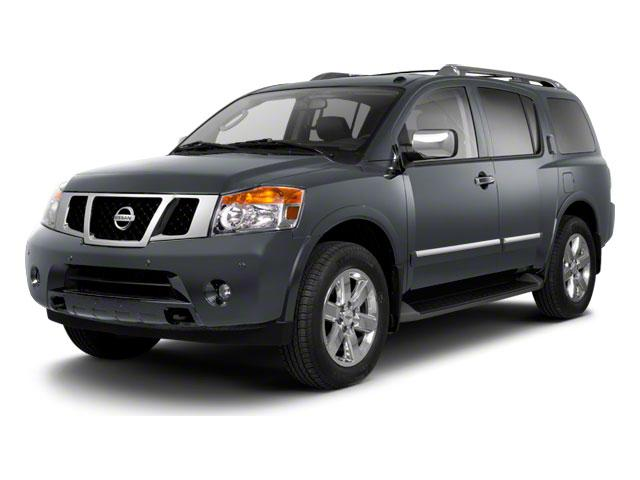 2011 Nissan Armada Vehicle Photo in Akron, OH 44320