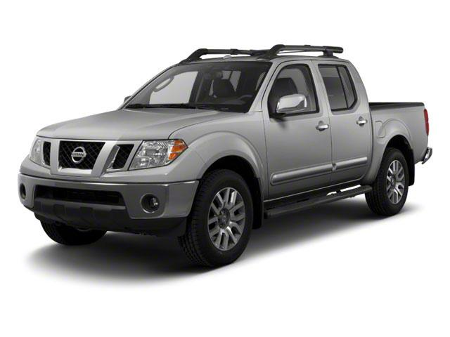 2011 Nissan Frontier Vehicle Photo in Jacksonville, NC 28546