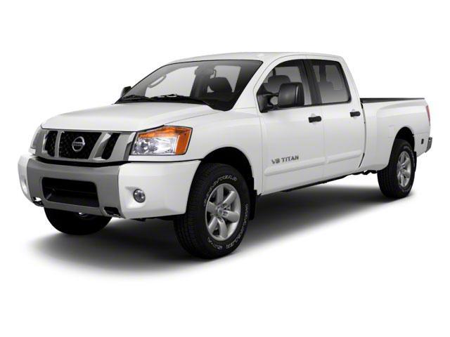 2011 Nissan Titan Vehicle Photo in Beaufort, SC 29906