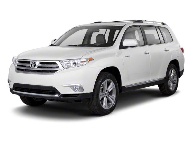 2011 Toyota Highlander Vehicle Photo in Corpus Christi, TX 78411