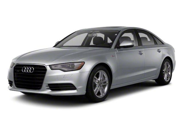 2012 Audi A6 Vehicle Photo in Danbury, CT 06810
