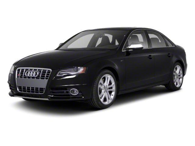 2012 Audi S4 Vehicle Photo in Colorado Springs, CO 80905