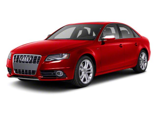 2012 Audi S4 Vehicle Photo in Colorado Springs, CO 80920