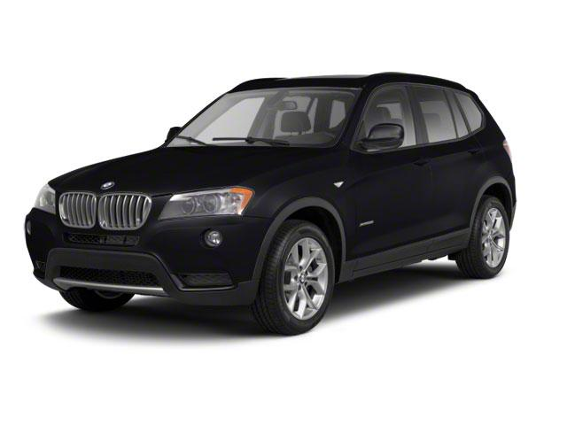 2012 BMW X3 28i Vehicle Photo in Greensboro, NC 27405