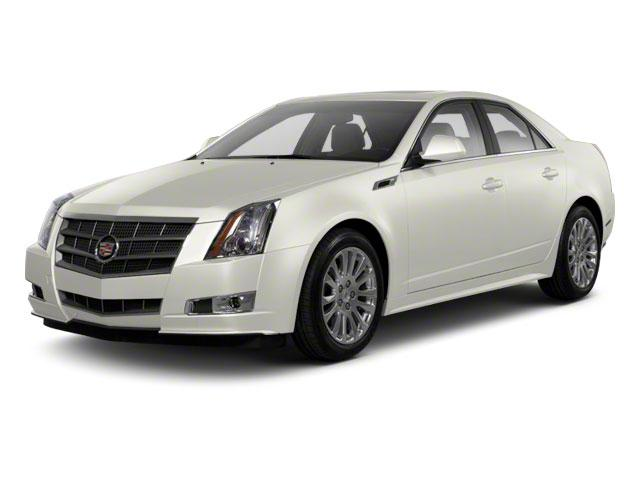 2012 Cadillac CTS Sedan Vehicle Photo in Gainesville, TX 76240