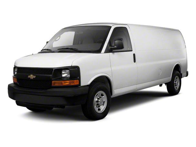 2012 Chevrolet Express Cargo Van Vehicle Photo in Plainfield, IL 60586