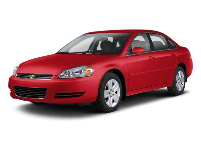 2012 Chevrolet Impala Vehicle Photo in Akron, OH 44320