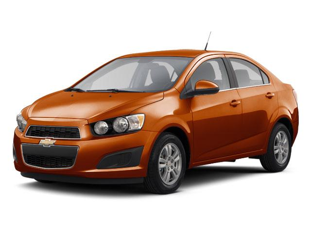 2012 Chevrolet Sonic Vehicle Photo in Killeen, TX 76541