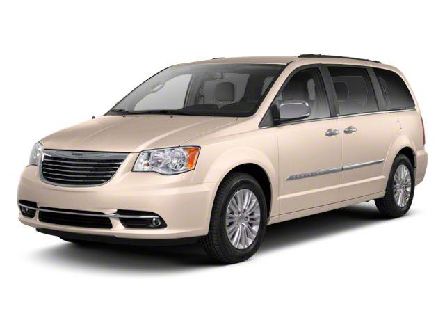 2012 Chrysler Town & Country Vehicle Photo in Colma, CA 94014