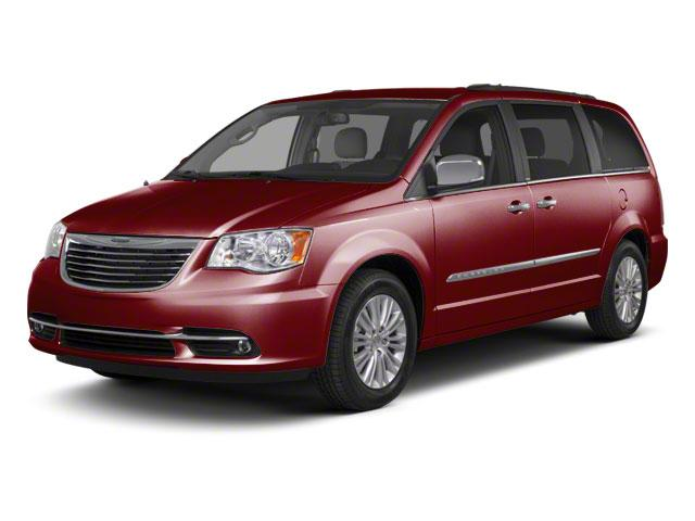 2012 Chrysler Town & Country Vehicle Photo in Boonville, IN 47601