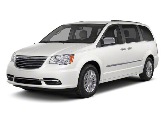 2012 Chrysler Town & Country Vehicle Photo in Doylestown, PA 18902
