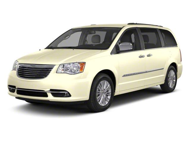 2012 Chrysler Town & Country Vehicle Photo in Manassas, VA 20109