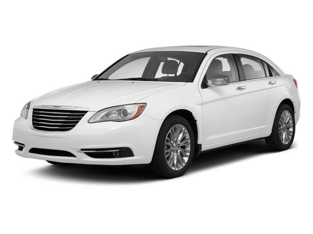 2012 Chrysler 200 Vehicle Photo in Colorado Springs, CO 80920