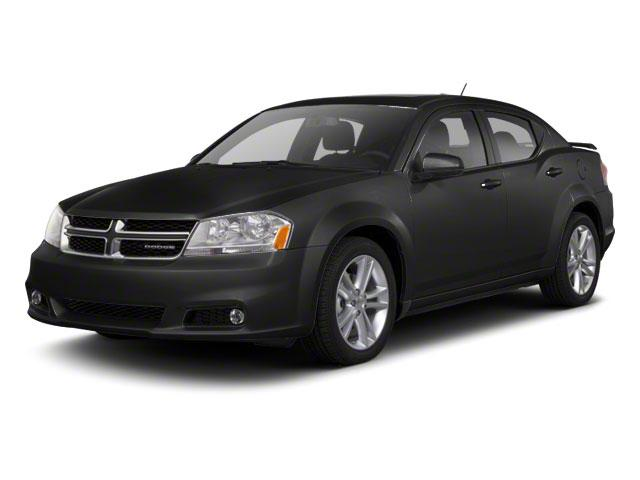2012 Dodge Avenger Vehicle Photo in Dade City, FL 33525