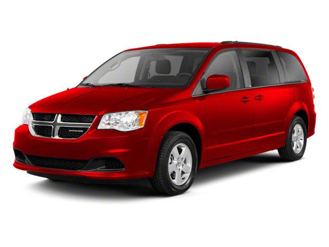 2012 Dodge Grand Caravan Vehicle Photo in San Angelo, TX 76901