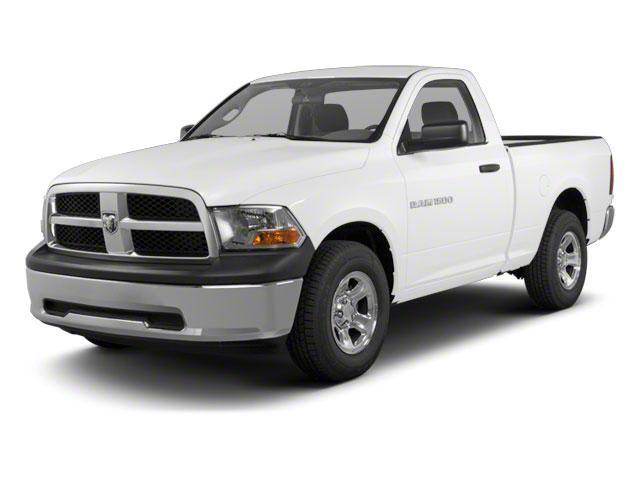 2012 Ram 1500 Vehicle Photo in Gainesville, TX 76240