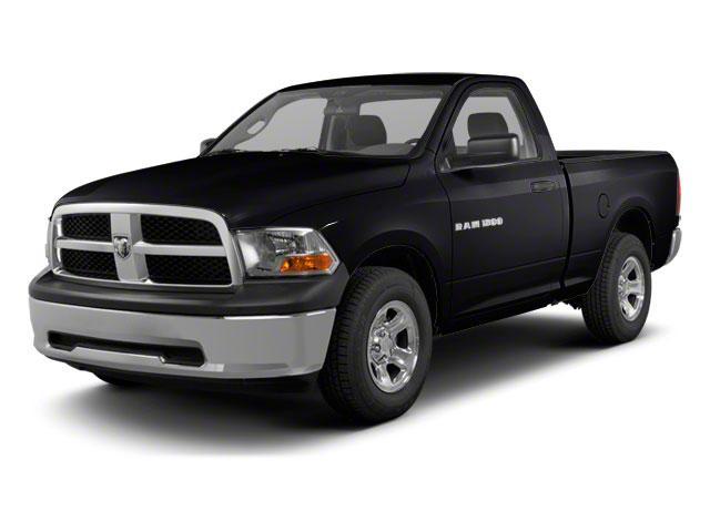 2012 Ram 1500 Vehicle Photo in San Angelo, TX 76903