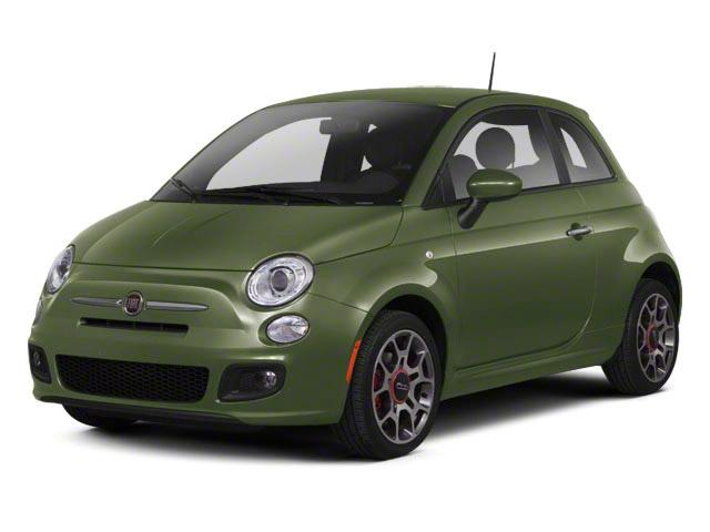 2012 FIAT 500 Vehicle Photo in Akron, OH 44320