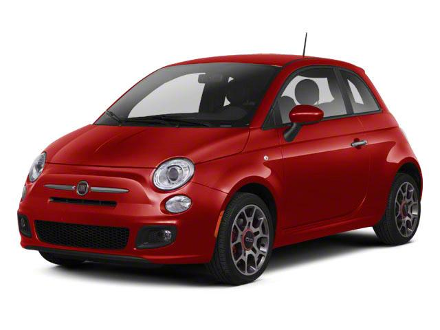 2012 FIAT 500 Vehicle Photo in Denver, CO 80123
