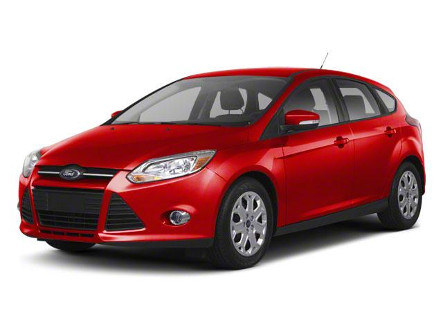 2012 Ford Focus Vehicle Photo in OKLAHOMA CITY, OK 73131
