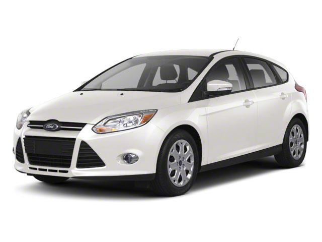 2012 Ford Focus Vehicle Photo in Colorado Springs, CO 80905