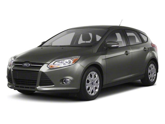 2012 Ford Focus Vehicle Photo in Tulsa, OK 74133