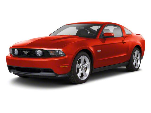 2012 Ford Mustang Vehicle Photo in ELYRIA, OH 44035-6349