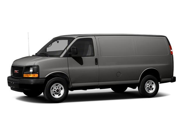 2012 GMC Savana Cargo Van Vehicle Photo in Burlington, WI 53105