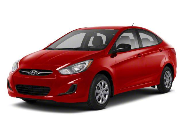 2012 Hyundai Accent Vehicle Photo in Corpus Christi, TX 78411