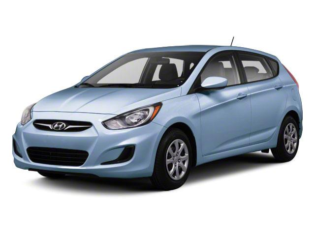 2012 Hyundai Accent Vehicle Photo in Manassas, VA 20109