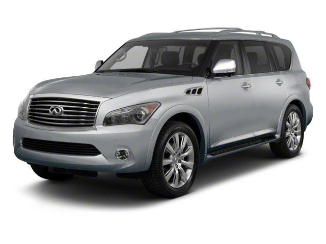 2012 INFINITI QX56 Vehicle Photo in Cary, NC 27511