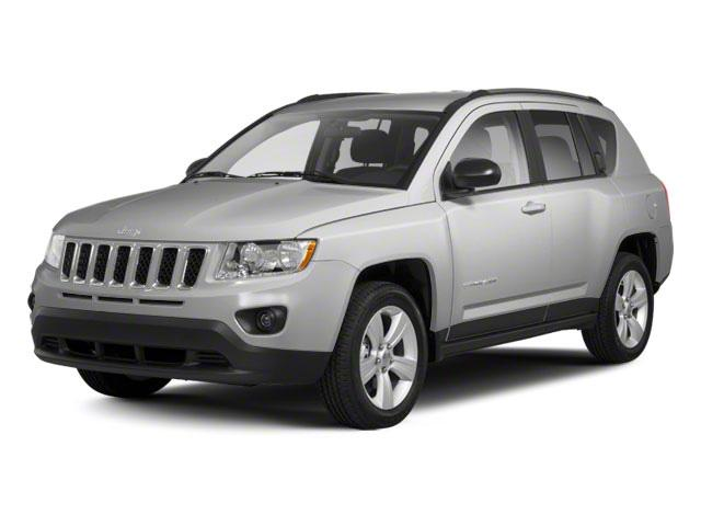 2012 Jeep Compass Vehicle Photo in Odessa, TX 79762