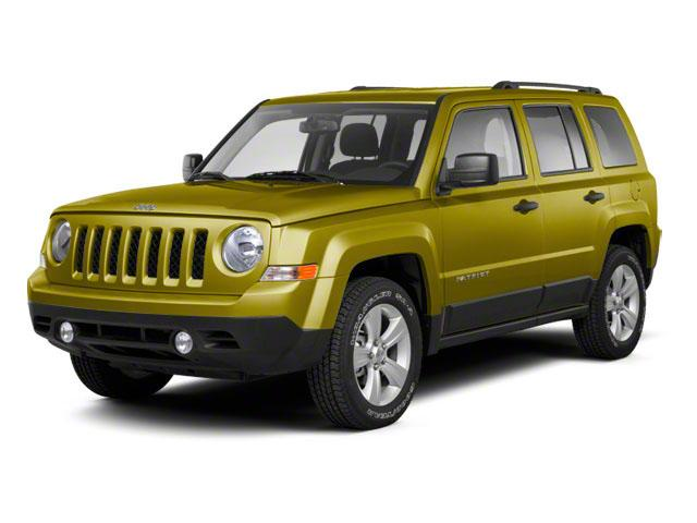 2012 Jeep Patriot Vehicle Photo in Doylsetown, PA 18901