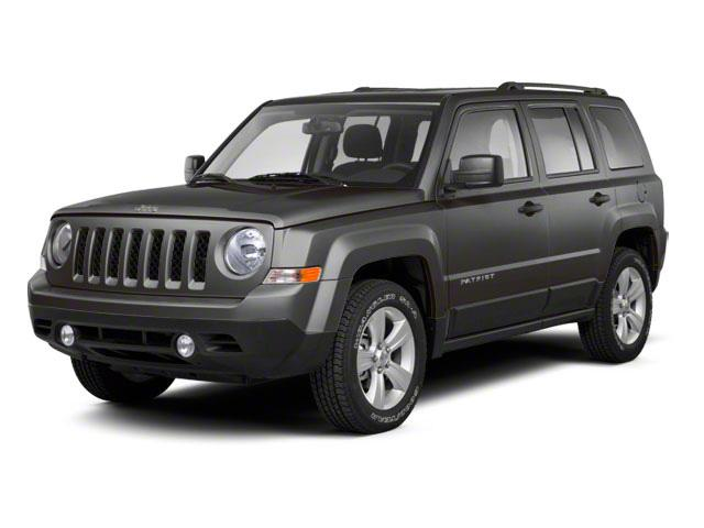 2012 Jeep Patriot Vehicle Photo in Plainfield, IL 60586