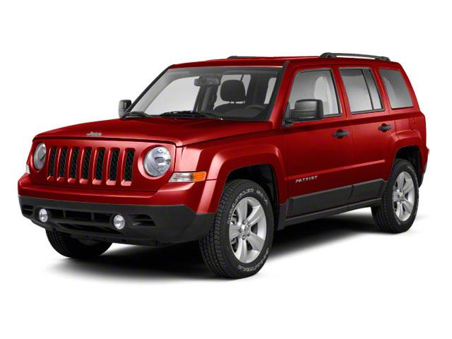 2012 Jeep Patriot Vehicle Photo in Frederick, MD 21704