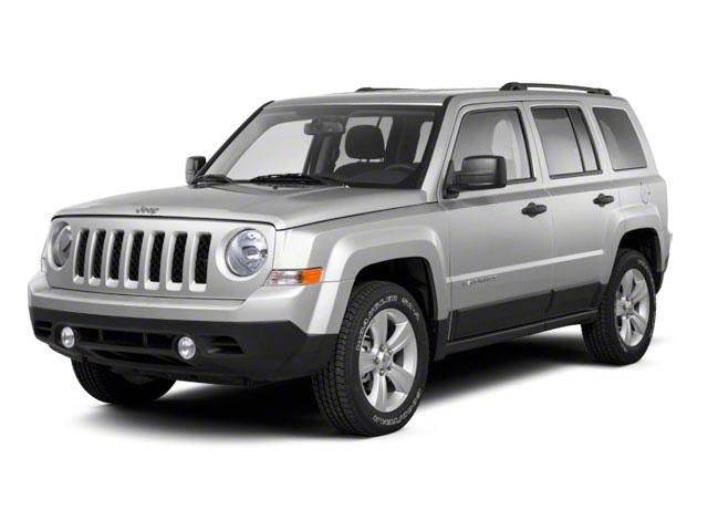 2012 Jeep Patriot Vehicle Photo in Streetsboro, OH 44241
