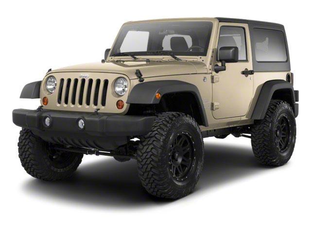 2012 Jeep Wrangler Vehicle Photo in La Mesa, CA 91942