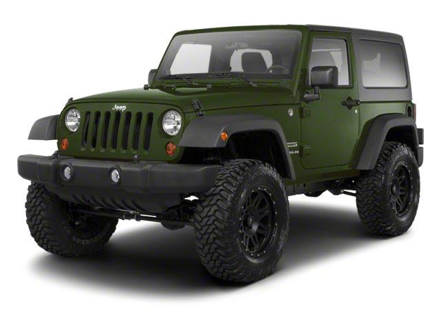 2012 Jeep Wrangler Vehicle Photo in Newark, DE 19711